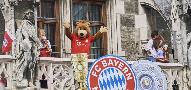 FC Bayern Double 2019